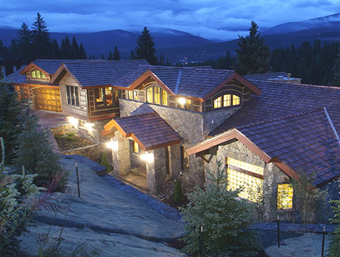 Luxury mountain living. Spacious, elegant; from modern to traditional. Breckenridge real estate features some of the best luxury homes on the market.