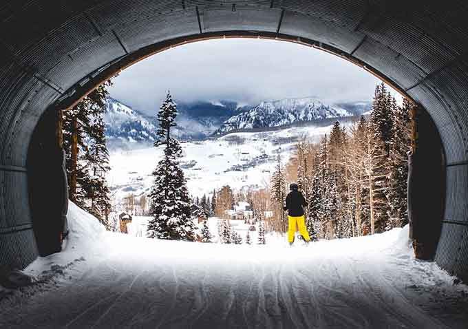 Skiing in Summit County draws visitors from around the world with spectacular scenery and challenging terrain. The ski industry has fueled the real estate boom in the area for years, and shows no signs of letting up.
