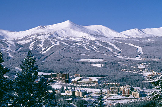 Free MLS search for Breckenridge Real Estate.